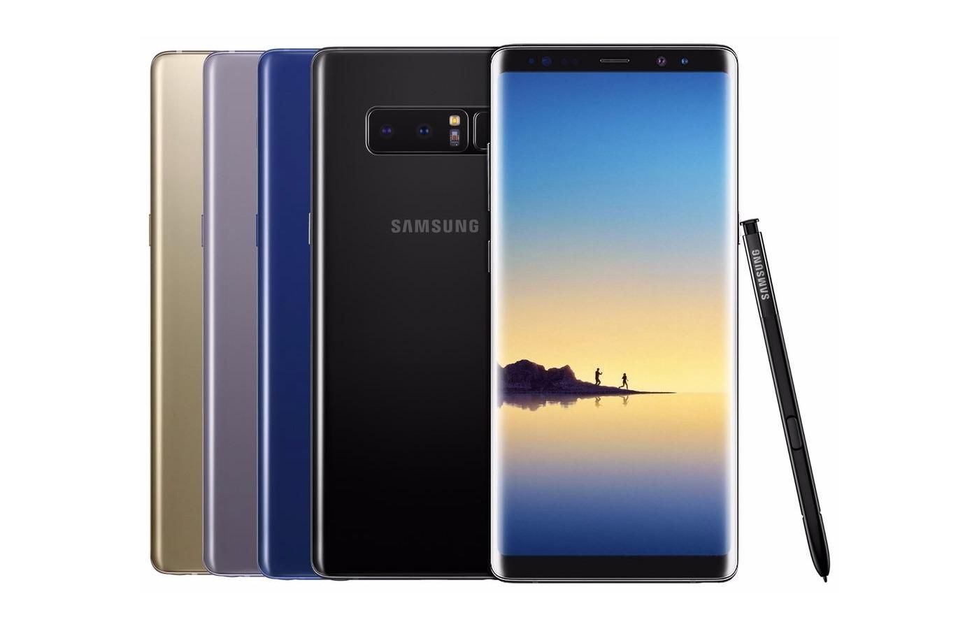 Samsung Galaxy Note 9 : le premières photos dévoilées !