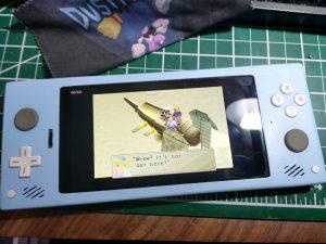 smartphone 3DS 1 300x225 - Un smartphone Android devient une Nintendo 3DS... ou presque