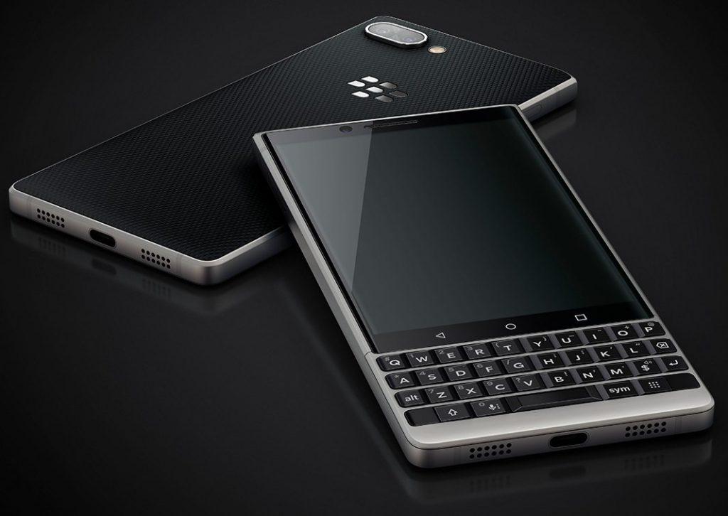 Le BlackBerry KEY2 victime d'une série de fuites avant sa présentation !