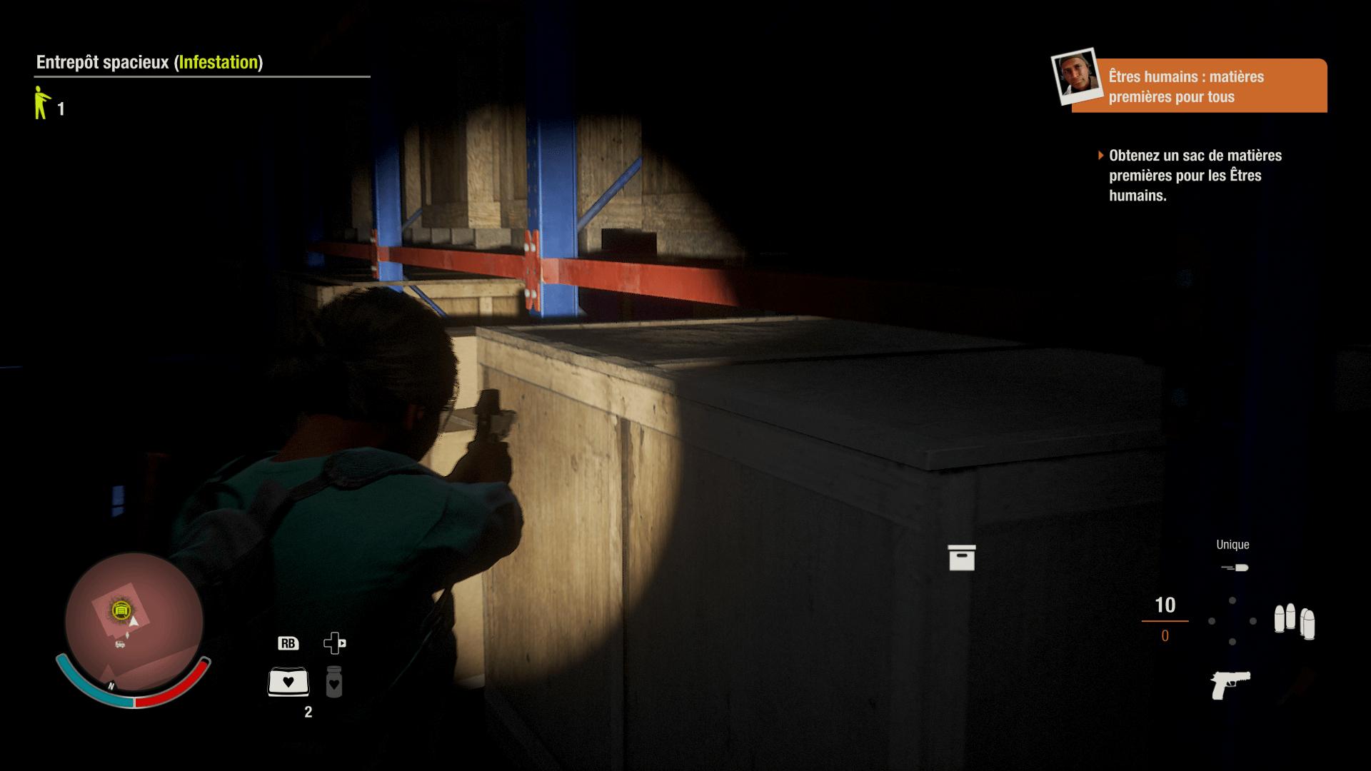 Capture d'écran 5 - [ TEST ] State of Decay 2 (Xbox One, PC) : que vaut-il un mois après sa sortie ?