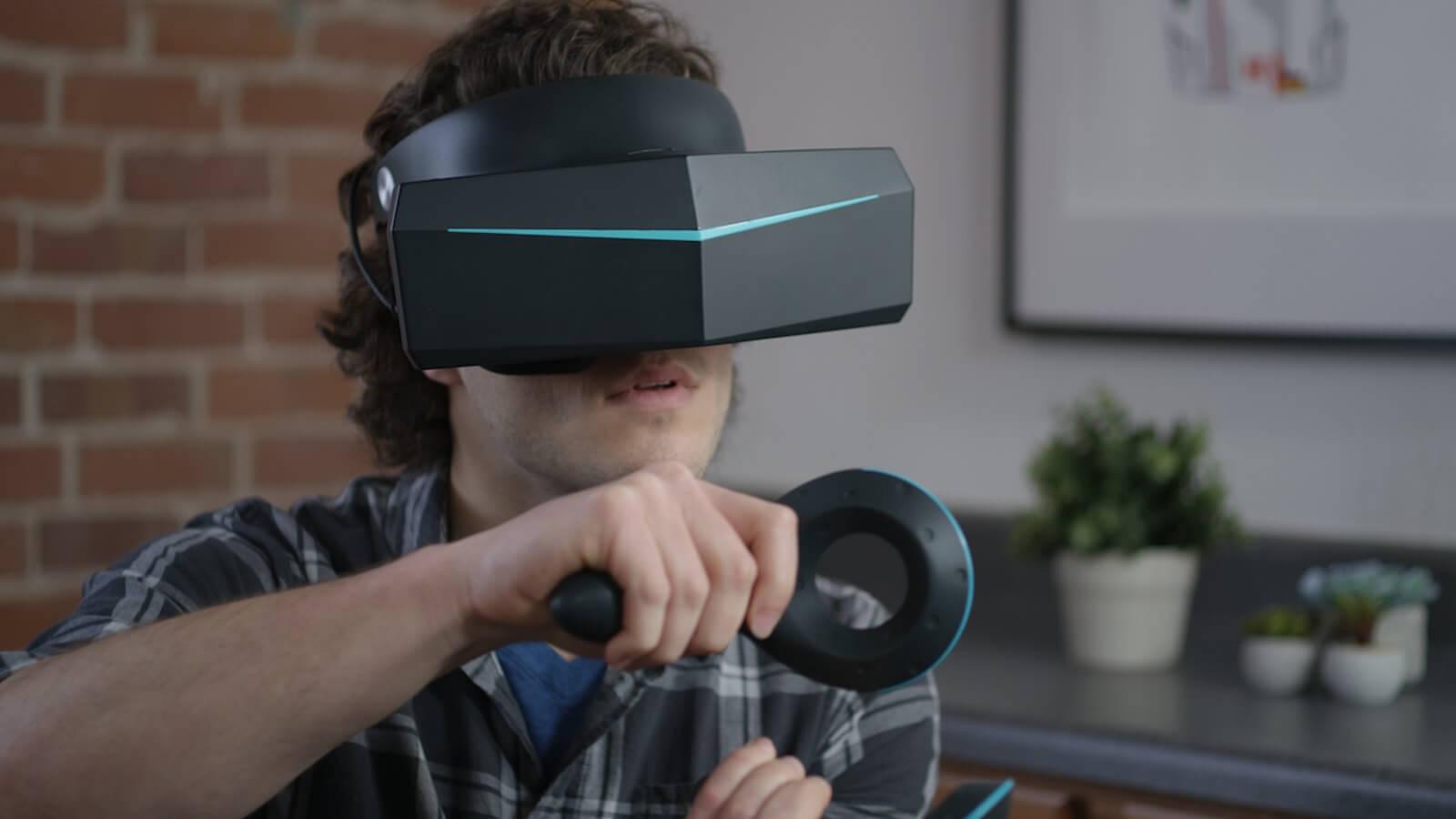 Pimax 8K, le casque VR qui simule les odeurs bientôt disponible sur le marché