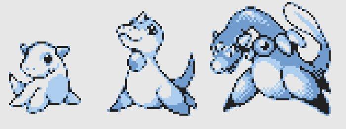 Pokemon Or beta eau - De nouveaux Pokémon apparaissent dans une ancienne beta de Pokémon Or