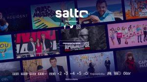 SALTO : l'alternative à Netflix créée par TF1, France TV et M6