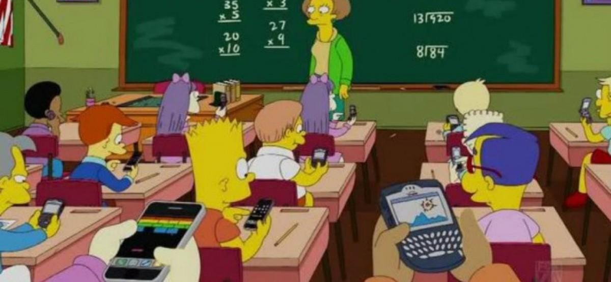 Finis les smartphones en classe pour les enseignants