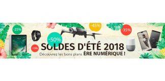 Les soldes d'été 2018 sur Ère Numérique !