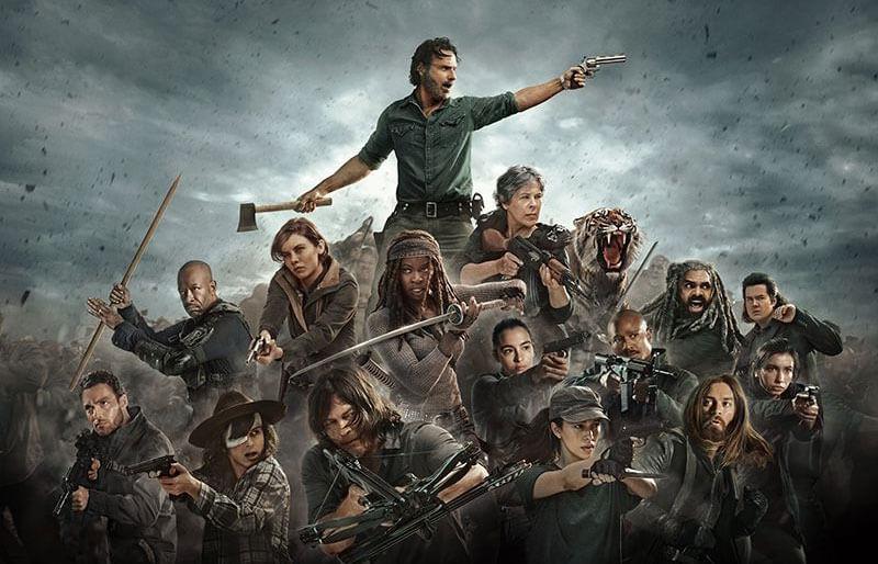 The Walking Dead : SPOILER va sans doute mourir dans la saison 9