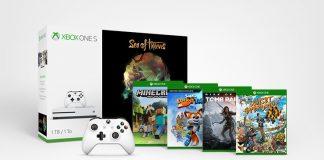 Xbox One S Pack Aventure Microsoft