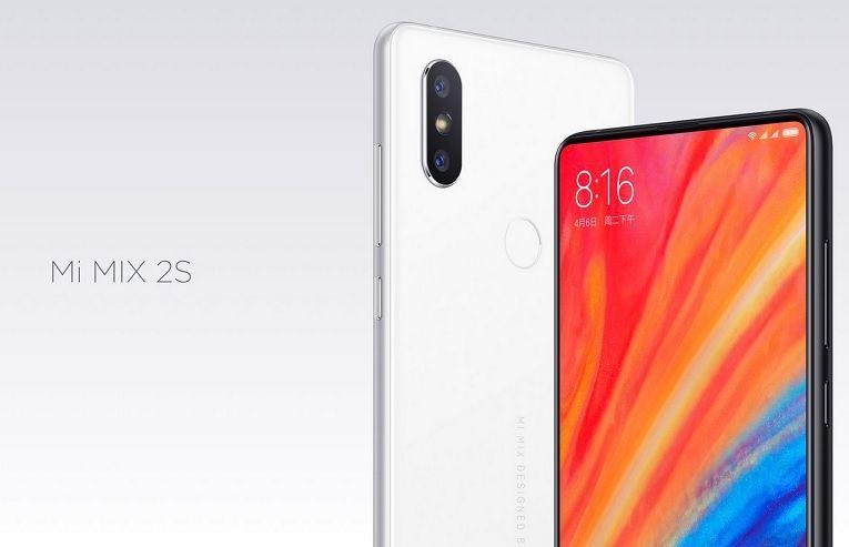 Bon plan : le Xiaomi Mi Mix 2S est disponible à partir de 417 euros sur GearBest