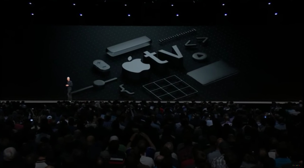 apple tv - WWDC 2018 : tout pour les OS d'Apple, rien pour le hardware