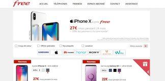 Free Mobile s'attaque à Orange sur la subvention des smartphones