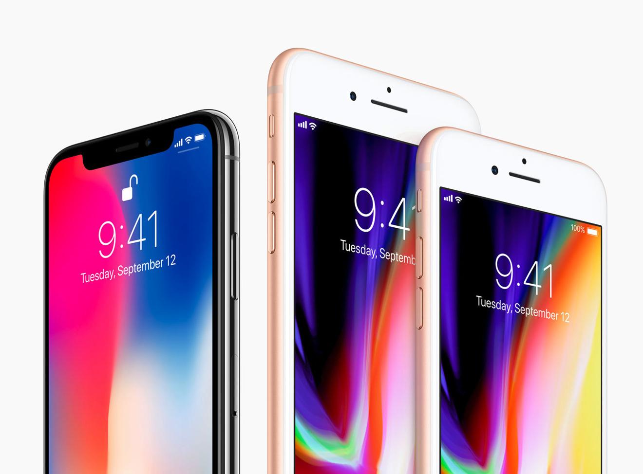 Apple : trois nouveaux iPhone X en route pour septembre