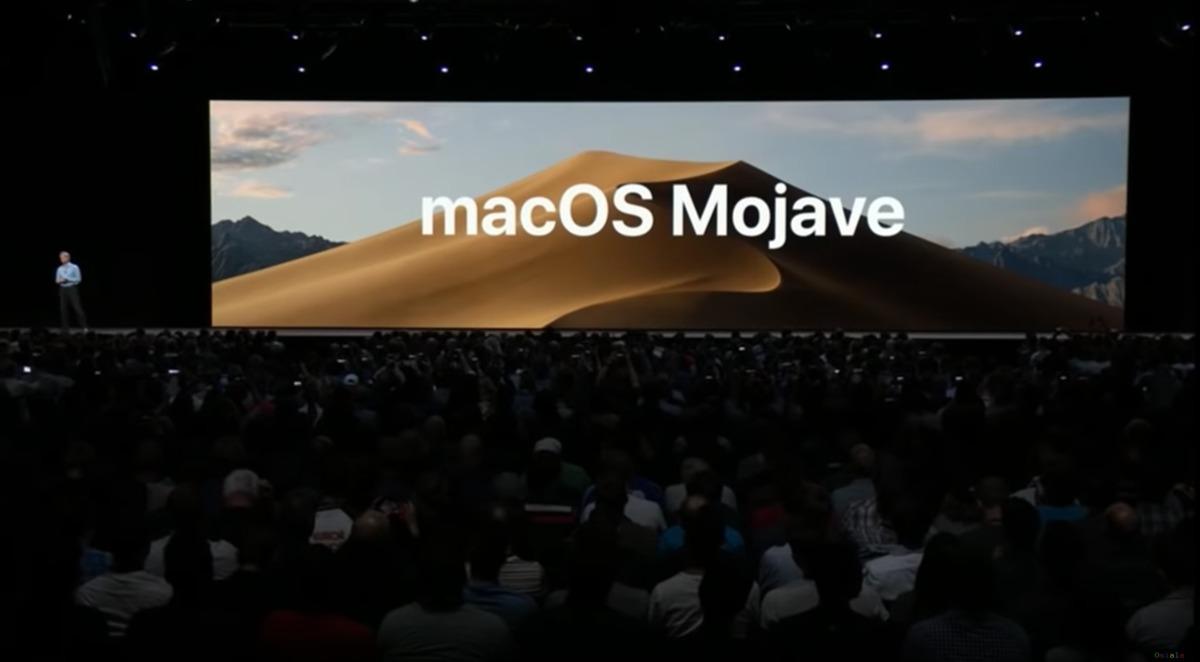 macos - WWDC 2018 : tout pour les OS d'Apple, rien pour le hardware