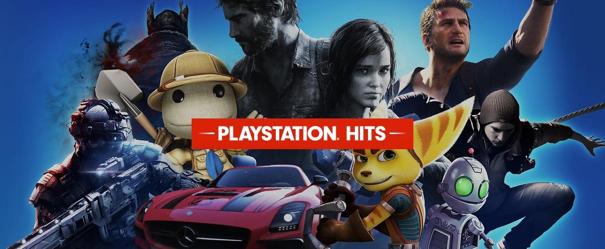 Des jeux cultes pour PS4 à 19,99 € avec Sony PlayStation Hits