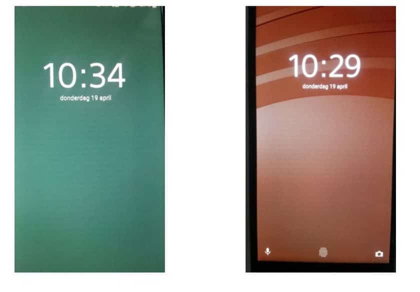 L'écran de certains Sony Xperia XZ2 et XZ2 Compact tombe malade