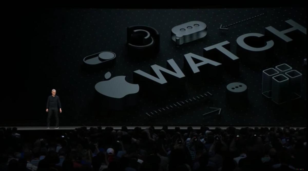 watch os - WWDC 2018 : tout pour les OS d'Apple, rien pour le hardware
