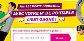 Concours La Poste Mobile