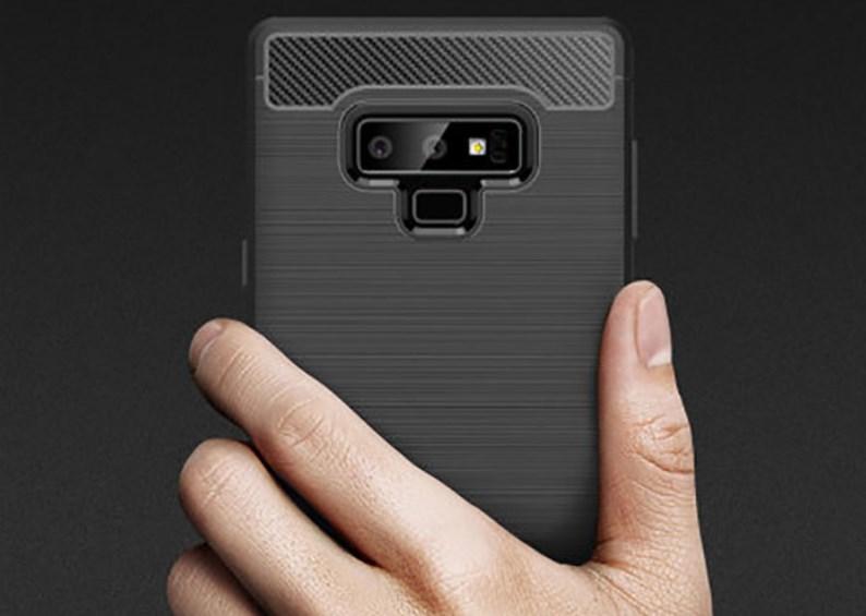 Coque pour le Samsung Galaxy Note 9