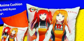 Des coussins AMD