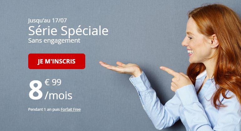 Le forfait Free Mobile 50 Go à 8.99 euros vit ses dernières heures !