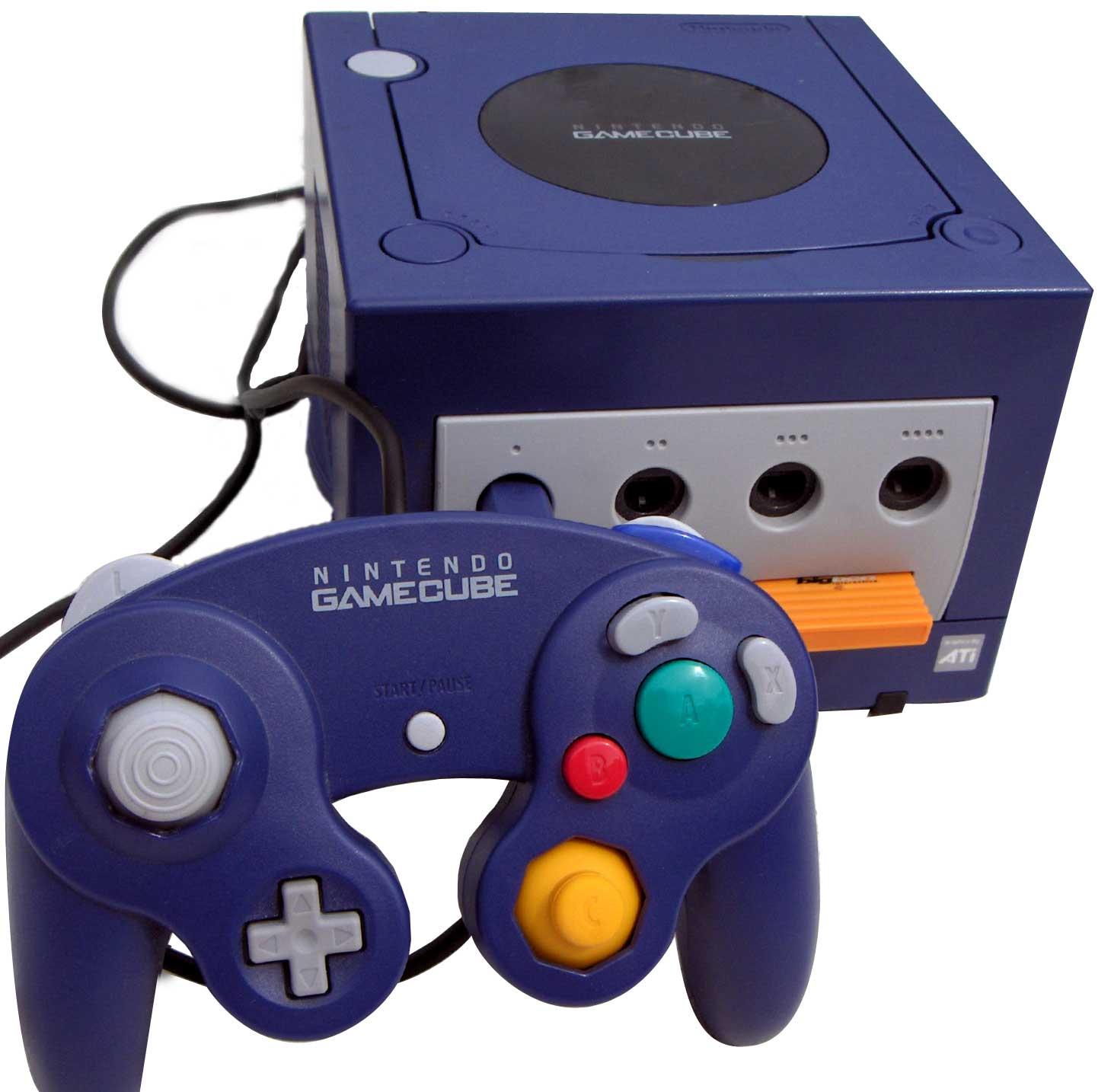 GameCubeMini : Nintendo mise encore son activité sur le retrogaming