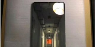 Huawei Mate 20 Pro - Source : Slashleaks
