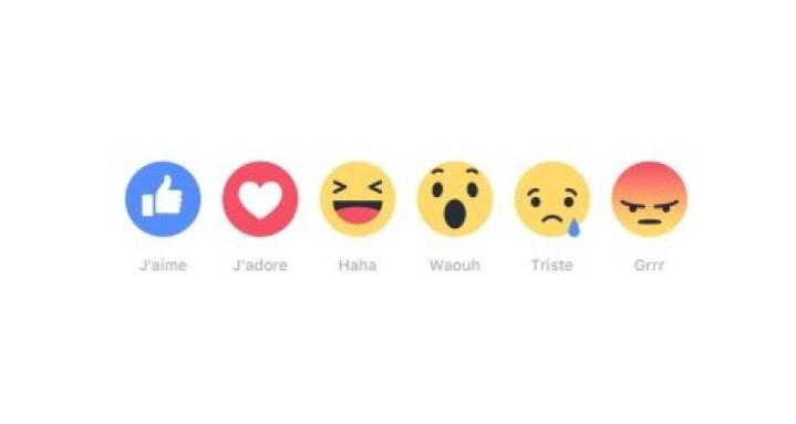La France s'énerve beaucoup sur Facebook !
