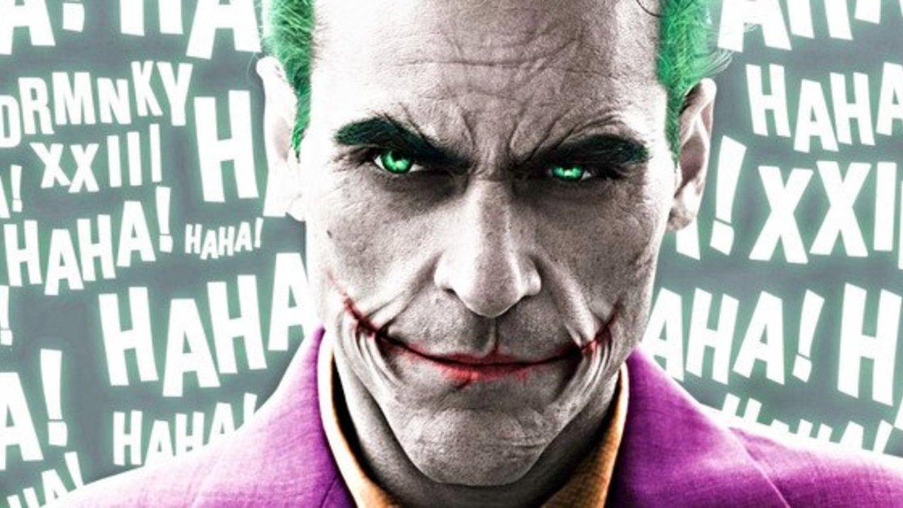 Le Joker incarné par Joaquin Phoenix sur grand écran