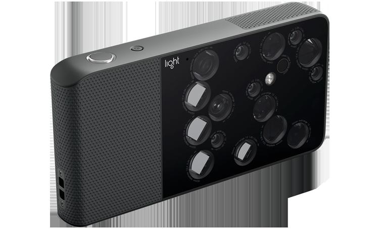 Light : bientôt un smartphone à neuf capteurs photos