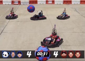 Rocket League dans la vraie vie