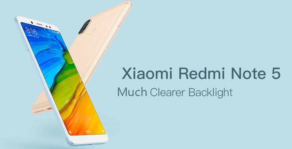 Soldes d'été 2018 : Xiaomi Redmi Note 5 et Redmi S2 à 140 euros sur GearBest !