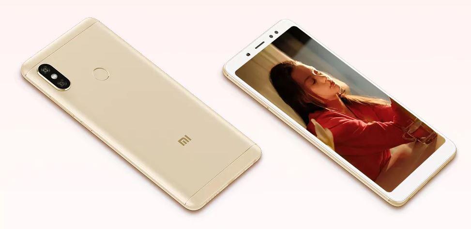 Soldes d'été 2018 : le Xiaomi Redmi Note 5 est à dispo à 180 euros sur GearBest