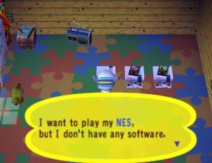 gamecub nes 2 300x232 - Animal Crossing sur GameCube cachait un émulateur NES