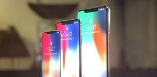 Concept de l'iPhone 2018