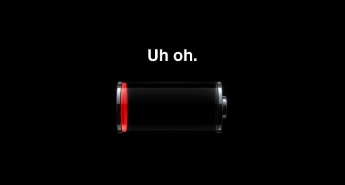 La mise à jour iOS 11.4 s'en prend à la batterie de l'iPhone !