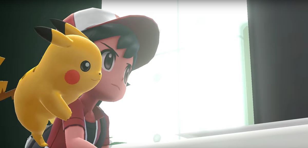 Les jeux Pokémon Let's Go et Pokémon 2019 pourrait être lié