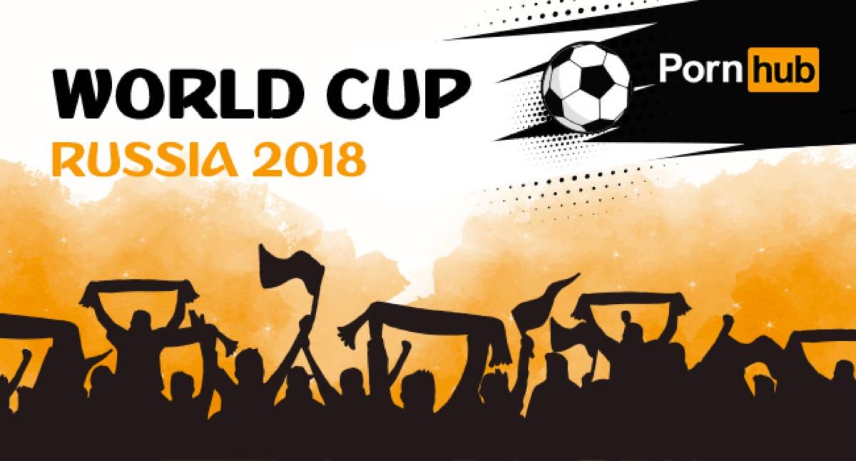 La Coupe du monde a fait chuter le trafic de PornHub