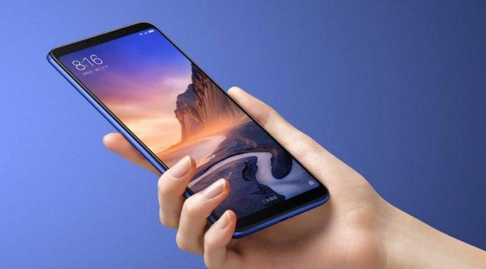 Le géant Xiaomi Mi Max 3 est annoncé