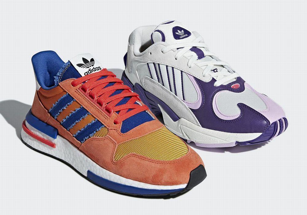 lowest price 95144 7b5fe Adidas rend hommage à la série