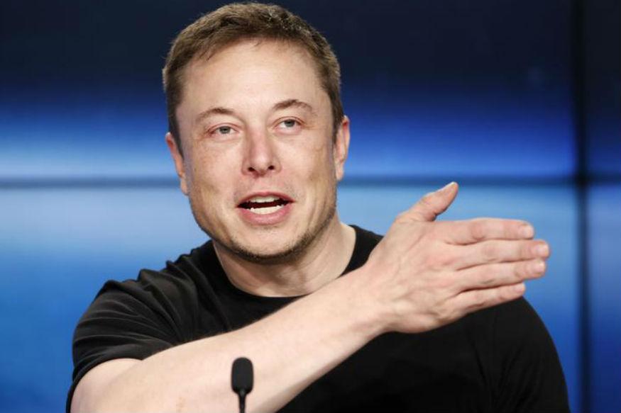 Elon Musk, un nouveau dérapage pour célébrer le succès de Tesla