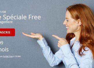 Forfait Free Mobile 50 Go
