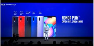 Honor Play IFA 2018 Honor Magic 2