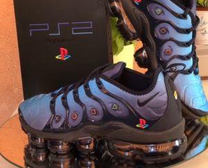 77c45e1b7d4 Article similaire à Nike présente les chaussures PG 2.5 x PlayStation