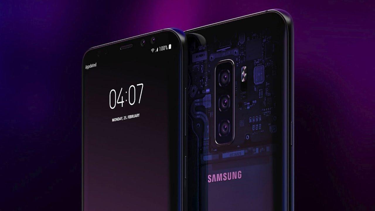 Le Samsung Galaxy S10 aurait le même design que le Galaxy S9 !
