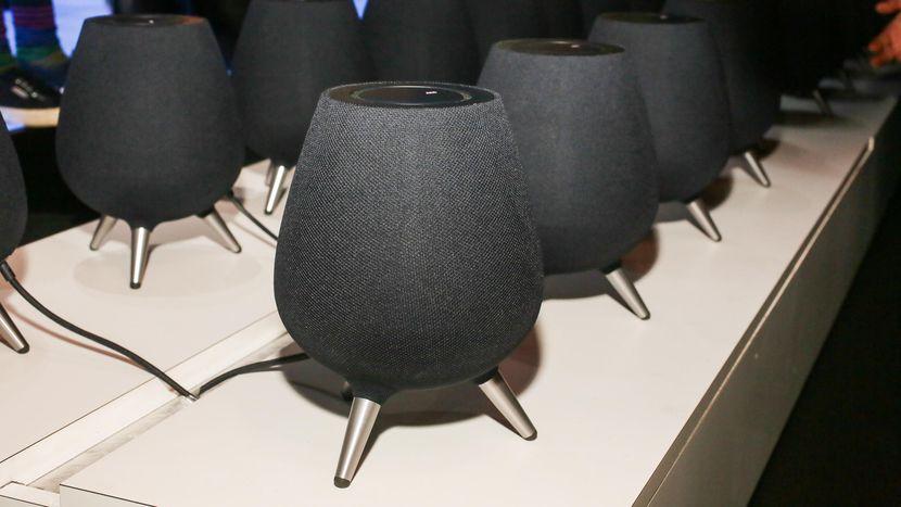 Samsung Home une enceinte connecté pour rivaliser avec le Google Home