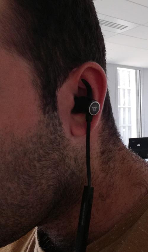 TaoTronics 3 - Ecouteurs TaoTronics TT-BHO35 : écoutez de la musique n'importe où sans-fil