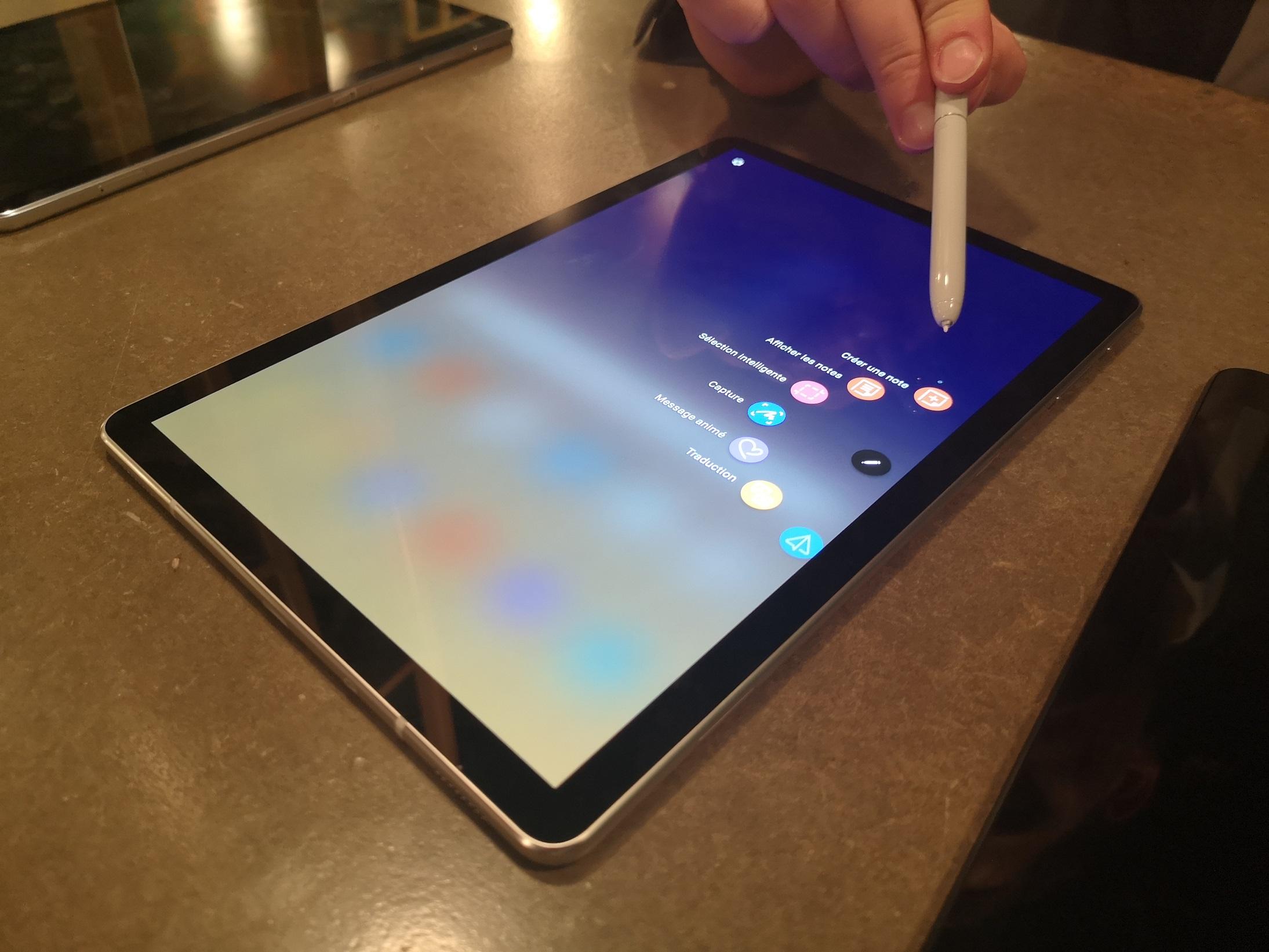 [ Prise en main ] La Samsung Galaxy Tab S4 relance le marché !