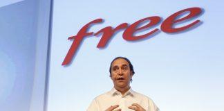 Xavier Niel, patron de Free Mobile