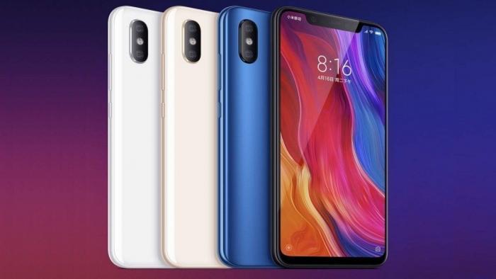 Bon plan : Xiaomi Mi 8 à 419 euros sur GearBest !
