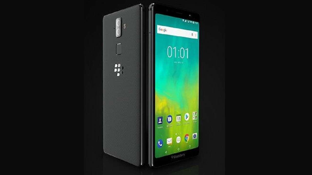 Le BlackBerry Evolve et Evolve X font leur apparition sans clavier physique