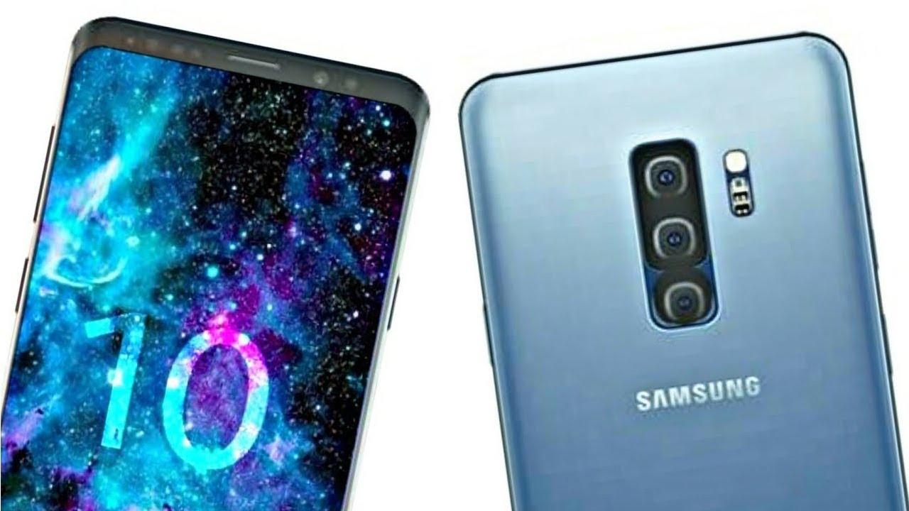 Galaxy S10 : ses caractéristiques commencent à ce confirmer